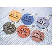 818992096abd Custom Pet ID tag, Dog tag, Cat tag, Pet Identification Tag, Animal