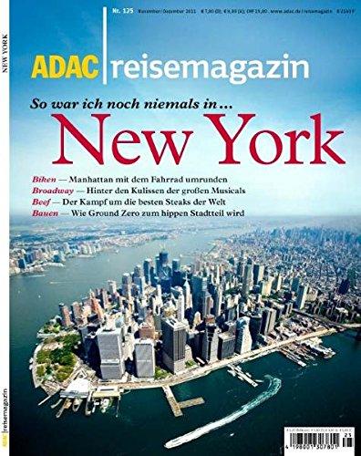 ADAC Reisemagazin New York