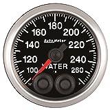 Auto Meter 5554 Competition 2-1/16'' 100-260 Degree Fahrenheit Water Temperature Gauge