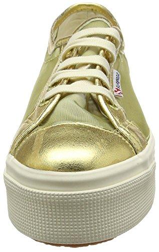 – gold Unisex Adulto Ginnastica Oro Netw Scarpe Da 2790 Superga nxFCOqSS