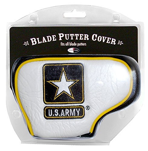 (Team Golf Military Army Golf Club Blade Putter Headcover, Fits Most Blade Putters, Scotty Cameron, Taylormade, Odyssey, Titleist, Ping,)