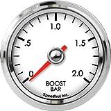Speedhut GL20-BS03M Boost Gauge 0-2bar Metric, 2-1/16''