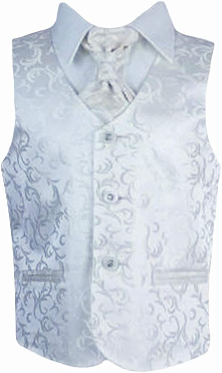 Boys Tailored Fit All in One Holy Communion Formal Suit Set