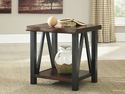 Signature Design By Ashley T815-3 Chair Side End Table