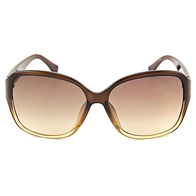 05607ac04e Amazon.com  Michael Kors Sophia Sunglasses - M2842S -204 Brown Peach  Gradient Size 58  Michael Kors  Clothing