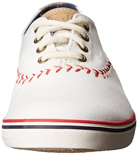 Keds Womens Mästare Mlb Vimpel Baseball Mode Sneaker Detroit Tigers