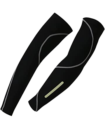 2d0db95e0d WZTSXB Outdoor Sports UV Protection Cooler Compression Arm Sleeves for  Cycling Hiking Golf and Other Outdoor
