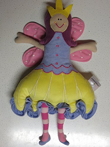 Jumping Beans Plush Fairy Godmother Doll Stuffed Pillow Magical Chime