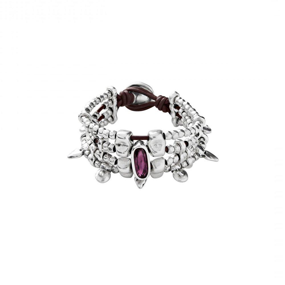 Uno de 50 ARROW ME collections bracelet PUL1647MORMTL0M