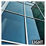 BDF NA50 Window Film Sun Control and Heat Rejection N50, Black (Light) - 36in X 50ft