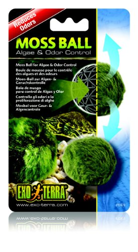 Exo Terra Exo Terra Moss Ball Clarity And Odour Control