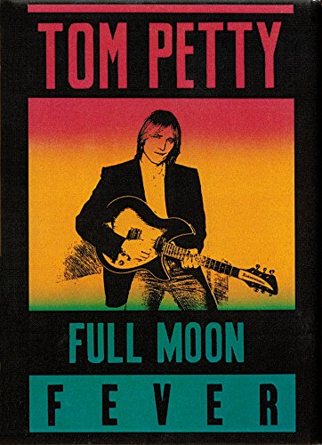 - Tom Petty Full Moon Fever Refrigerator Magnet