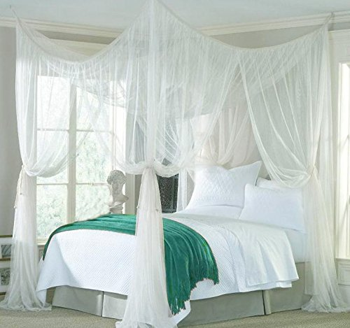 Kind-Hearted Kids Room Bedding Mosquito Net Romantic Round Bed Gentle Net Bed Cover Hung Dome Bed Canopy Prevent Mosquitoes Insects Dust Jade White Crib Netting Baby Bedding
