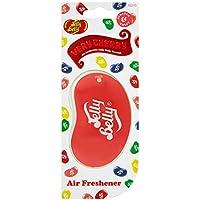 Jelly Belly 15210 3D Jelly Bean Air Freshener, Very Cherry