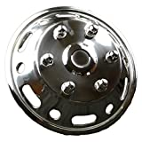 Dicor SHSF1608-FWC Front Wheel Cover with Lug Nut Covers