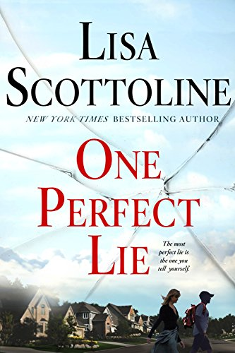 Book Cover: One Perfect Lie