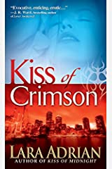 Kiss of Crimson: A Midnight Breed Novel (The Midnight Breed Series Book 2) Kindle Edition
