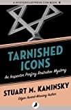 Front cover for the book Tarnished Icons by Stuart M. Kaminsky