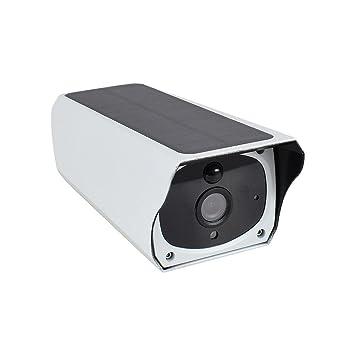 Cámara de Vigilancia Desconectada de Carga Solar Vigilancia Inalámbrica de Red Inalámbrica de Telefonía Móvil Observación