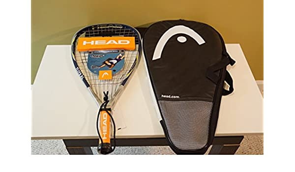 HEAD Ti 175 XL Raqueta de Racketball: Amazon.es: Deportes y ...