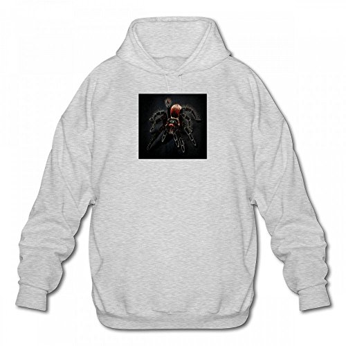 All Things Mexican Image of Closeup Of Deadly Mexican Tarantula Men Hoodies Sweatshirt