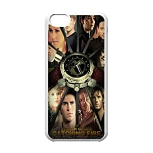 High Quality -ChenDong PHONE CASE- For Iphone 5c -The Hunger Games Pattern-UNIQUE-DESIGH 12