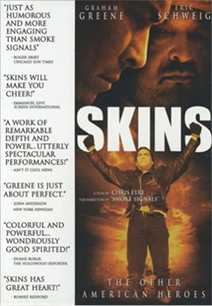 Skins Eric Schweig Graham Greene Gary Farmer Noah Watts Lois Red Elk Michelle Thrush Nathaniel Arcand Chaske Spencer Joseph American Horse Wilda Asimont Dave Bald Eagle Bruce Bennett Chris Eyre Brenda J Chambers Amazon Com He was married to leah schweig from 1999 until their divorce in 2000. skins eric schweig graham greene