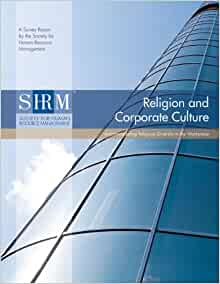 accommodating religion in the workplace essay Accommodating religious practices in the global workplace custom essay the responsibility of employees with regard to their religious behavior in the workplace.