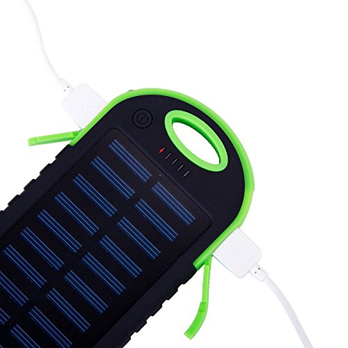 Solar Battery Charger Backpack - 6