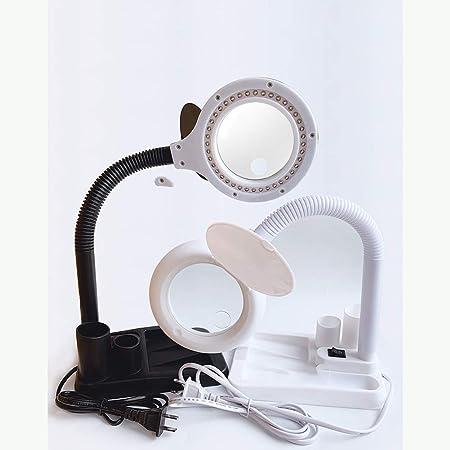 ZRL77y Lupa de escritorio HD con luces LED Reparación de la placa ...