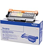 Brother TN2010 Toner Cartridge, Standard Yield, Black, Brother Genuine Supplies