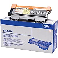 Brother Original Tonerkassette TN-2010 schwarz (für Brother HL-2130, HL-2135W, DCP-7055, DCP-7055W)