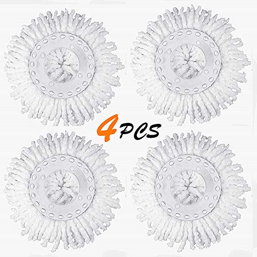 Highest Rated Mop Replacement Heads