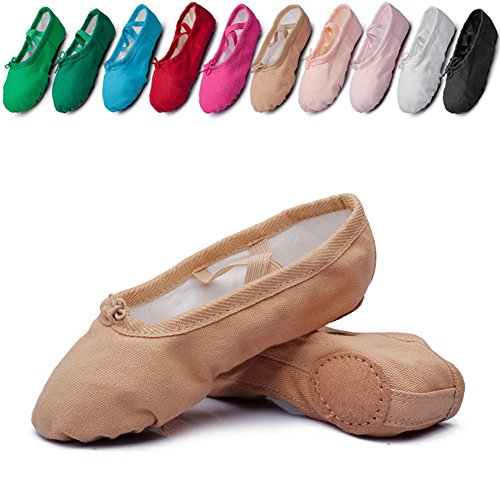 Classic Ballet Dance Flat Yoga Practise Shoes
