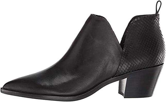 Women's Western Ankle Booties Pointed