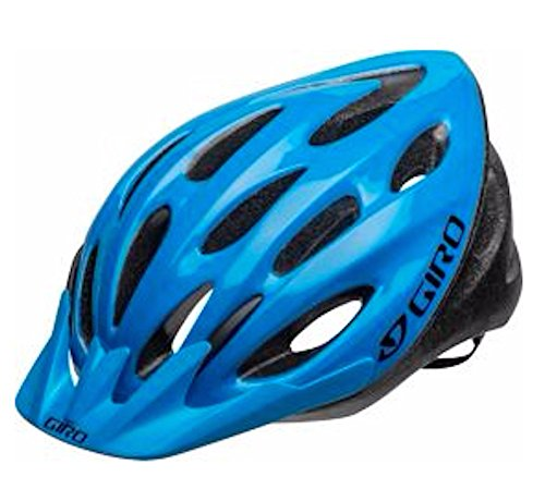 GIRO Corp Adult Bicycle Helmet Giro Indicator (Solid Blue)