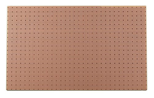 SP3T-50X50-G-PTH SMTpads-3U-Thin, Plated Holes to Ground Pla