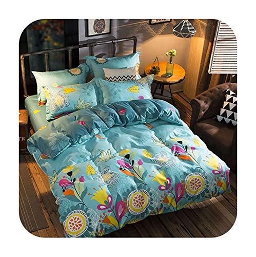 Barry Standard Pillowcase - Barry-Story Beddings 3Pcs Butterfly Pillowcase 48x74cm Printed Beding Set Polyester Duvet Cover Set Twin Queen King Size Sj80,02,King 220x240cm,No Sheet