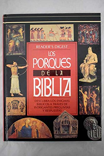 Los Porques de la Biblia (ABC's of the Bible, Spanish Version)