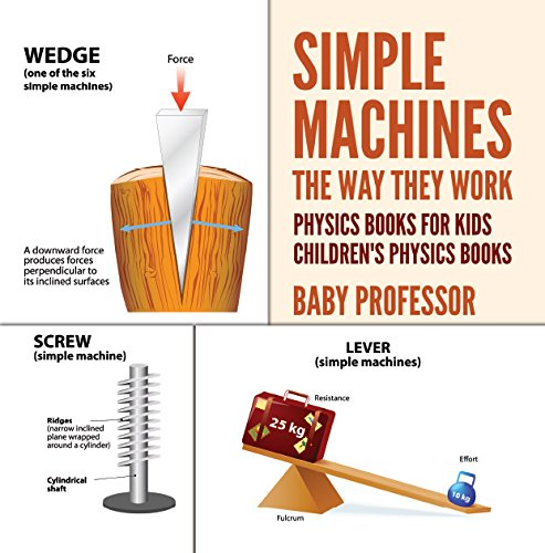 Simple Machines : The Way They Work - Physics Books for Kids | Children's Physics Books -