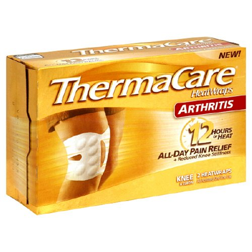 Thermacare Arthritis Knee & Elbow 12 Hour, 2-Count Boxes (Pack of 2)