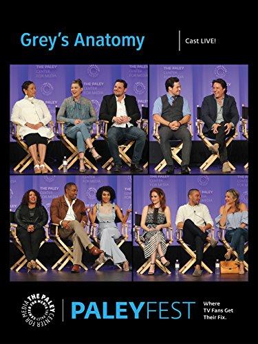 Greys Anatomy  Cast At Paleyfest
