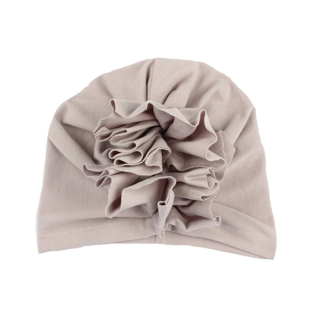 FORLADY Chapeau indien pour b/éb/é coiffe pour b/éb/é couleur unie floral