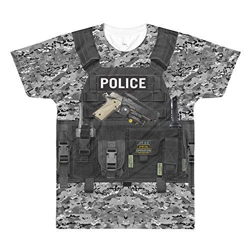 Life is a Special Operation Police Body Armor - Special Body Operations Armor