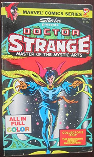 Stan Lee Presents: Doctor Strange - Master of the Mystic Arts (Marvel Comics Series #1)