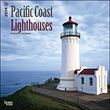 Pacific Coast Lighthouses - 2014 Calendar by Browntrout