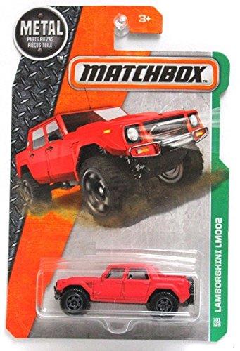 Buy Matchbox 2016 Mbx Explorers Lamborghini Lm002 101 125 Online