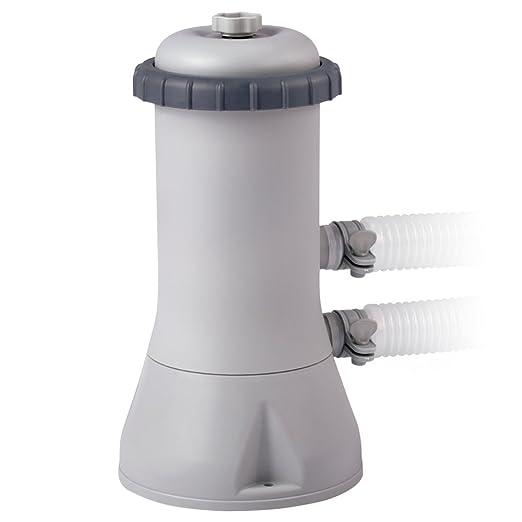97 opinioni per Pompa Intex con filtro a cartuccia da 3.785 l/h per piscine