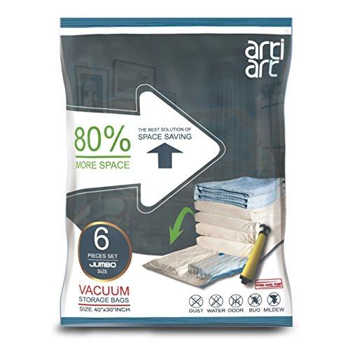 Duvet Vacuum Storage Bags Review - 1