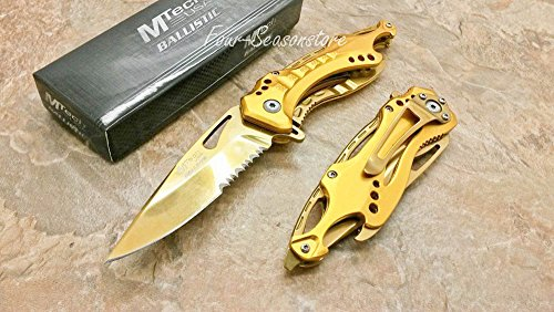 Gold Plated Knife - 1